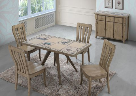 CT 3054 PROVANCE DINING SET