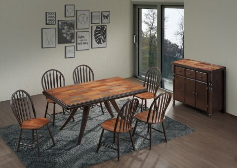 CT 3760-MV Dining Set