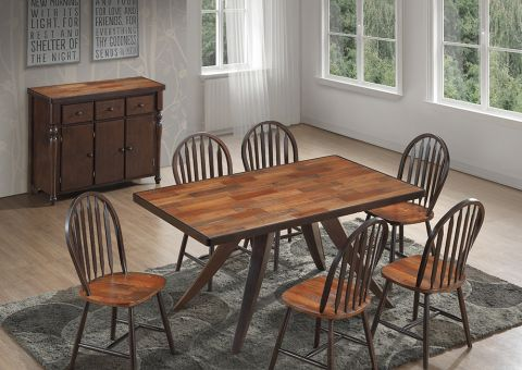CT 3760-V Dining Set