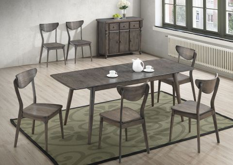 CT 8160/SS DINING SET